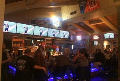 Bengals vs Browns at Jimmy B's