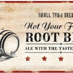 Not your fathers root beer logo