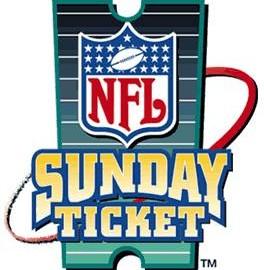 Sunday Ticket Logo
