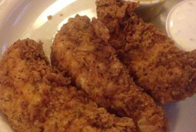 Chicken Tenders from Jimmy B's