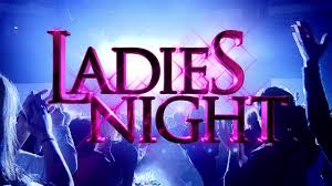 ladies night banner