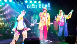 Color Blind Band picture