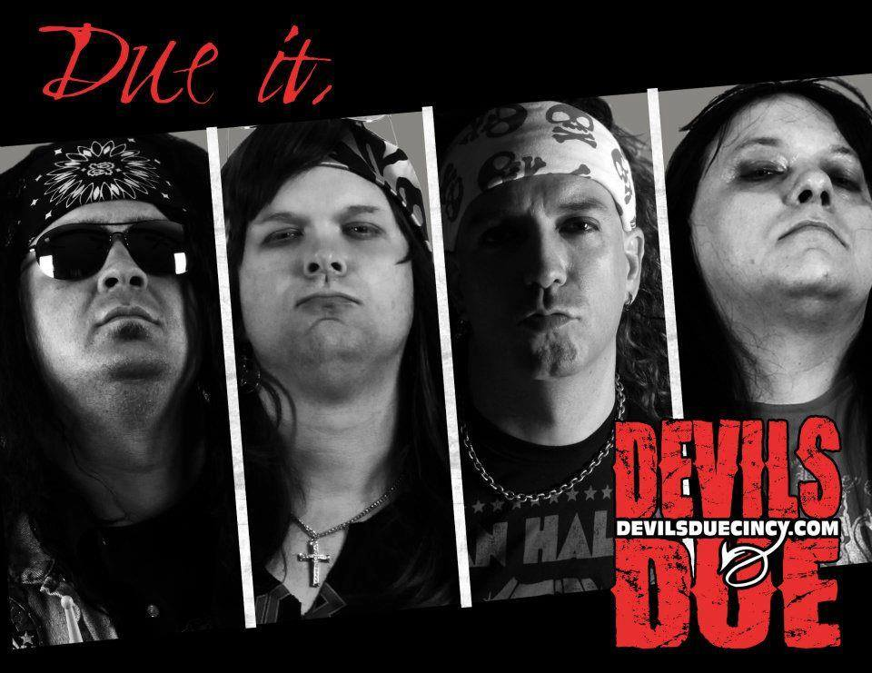 Devils due band logo