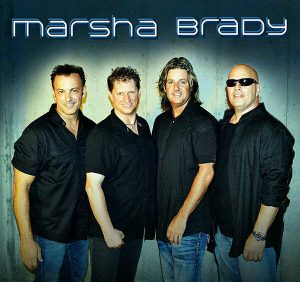 Marsha Brady band picture