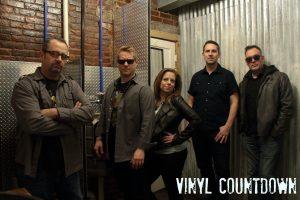vinyl countdown band