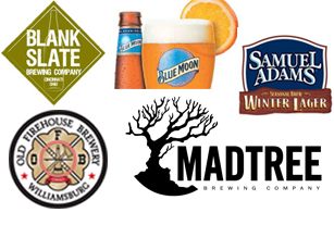 Craft Beers on Tap banner