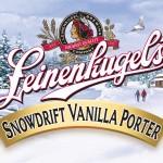 Leinenkugels Snowdrift Vanilla Porter logo