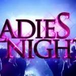ladies night banner